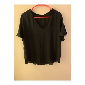 Nordstrom blouse women's size large